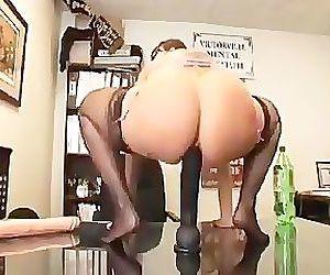 Ava Devine Freaky Anal Show