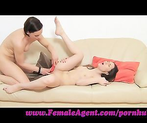 FemaleAgent. Sexy Russian doll