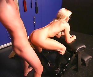 Misstress Carol Fucks Her Slave Boy