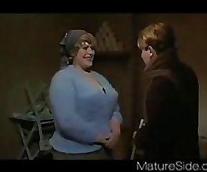 Vintage Mom + Boy 02 From MatureSide