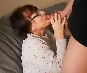 Granny gets a fascial