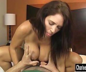 Big Tit Pornstar Charlee Chase Fan FuckHD