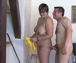 Freida in Fooling Around In The House With A Chubby Mature HD From Mature Nl I Love Mature - 3 min