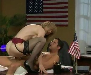 Nina Hartley loves to Campaign