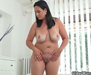 Best of Euro milfs part 4HD