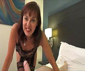 Mature Georgie Blowjob - 4 min