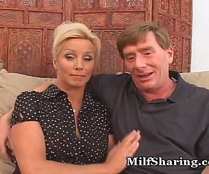 Older MILFs Insatiable Sex Drive