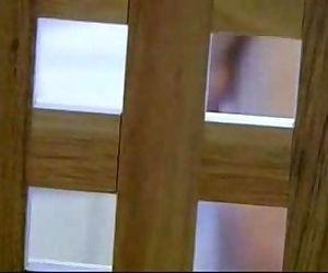 True hidden cam video. Watch my mom masturbating - 2 min