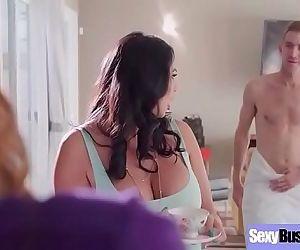 Hot Big Tits Wife (Ariella Ferrera & Missy Martinez) Love Hardcore sex On Tape video-07 - 7 min