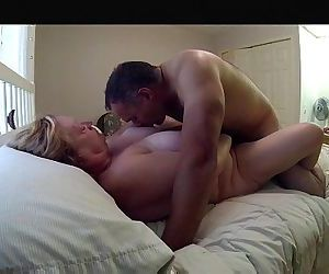 BBW Tells hubby how she wants to get fucked
