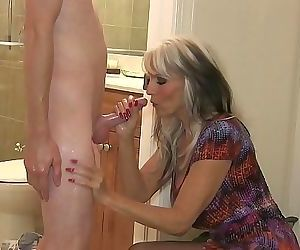 Young guy fucks his grandma #GILF #MILF #TABOO Sally Dangelo 16 min HD+