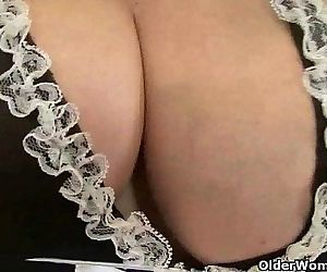Britains hottest mature maidsHD