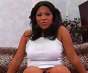 Chunky Latina Cassandra Cruz Has Her Pussy Pounded 17 min 720p