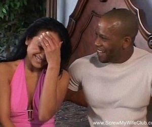 Interracial Anal Asian Black Swinger Fucks Stranger - 33 min