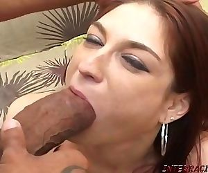 Redhead Mom pounded by super thick black cock 15 min HD+