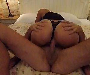 Young Milf Claudia Class Is Taking Cock From Behind