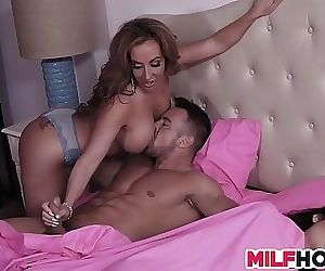 Stepma And Stepdaughter Get A Huge Penis 8 min HD