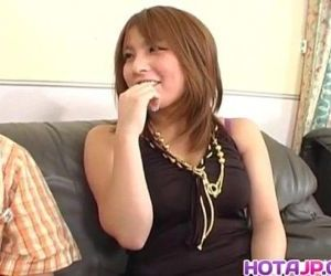 Arisa Minami is fingered and deeply screwed - 10 min