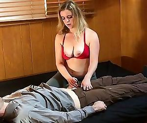 Sexy psychiatrist does sex therapy 35 min HD+