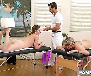 Wonderful Mother Daughter AfternoonDee Williams and Vienna Rose 6 min 1080p