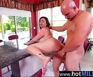 Gorgeous Milf Suck And Bang A Big Long Hard Dick movie-27