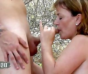 Fucking Mommy with her daughter watching 21 min HD+