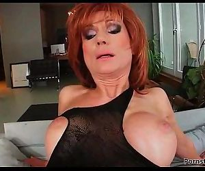 Milf Thing Busty MILFs Going Hardcore Video 4