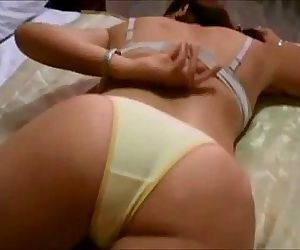Wife anal creampie on real homemade - 6 min