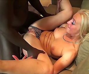 Mature German Woman KacyKisha first time Interracial BBC 12 min 1080p