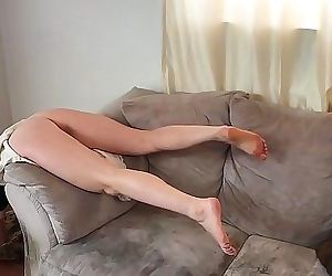 Stepmom stuck over the couch gets good sex from stepsonErin Electra 15 min HD+