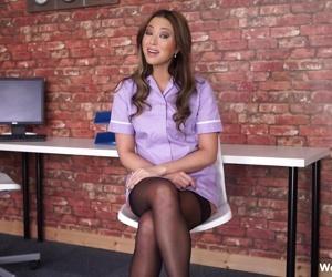 Natalia Forrest jerk off specialist HD