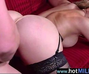 Hot Mature Lady Like To Ride Hard Long Monster Cock movie-08