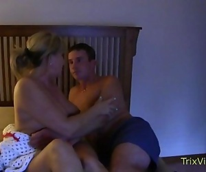The Mommy/Son Sex Adventure-The Story Begins 12 min HD+