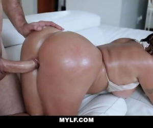 GotMylf - Hot MILF Juliana Vega Gets Her Twat Slammed