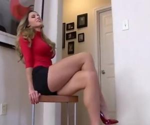 Randy Moore Leg Seduction Part 2