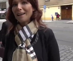 Shameless mature MILF gets hard anal fucked by stranger on vacation