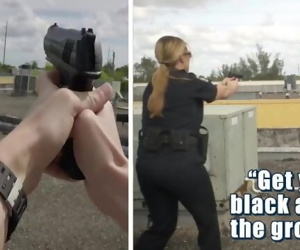 BLACK PATROL - Martial Law! You Dont Stay Home, You Get Fucked By The Popo
