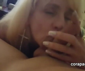 Old Woman from Craigslist Blowjob and Tittyfuck