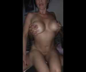 Husband Records his Wife Sucks Strangers Cock and Swallows Cum