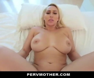 Busty Slut Mom Nina Kayy Gets Nostalgic & Fucks her Stepson