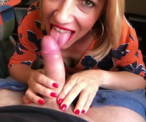 Miss Ania with Perfect Boobs Fuck Good. Escort MILF