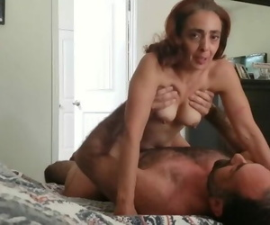Horny Soccer Mom Gets Fucked and has Loud Orgasm Gets Impregnated