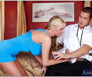 Horny mom mrs kilgore screwing her sons friend - part 13