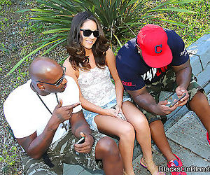 Black dudes sharing delilah davis tight holes - part 3243