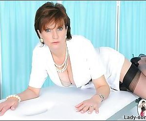 Sexual mature nurse lady sonia masturbating - part 3182