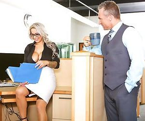 Big tit office chicks, scene #02 - part 3081