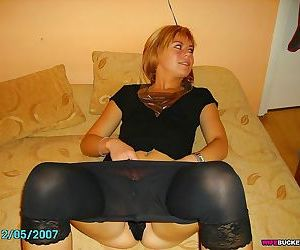 Home fucking with this hot european wife - part 1931