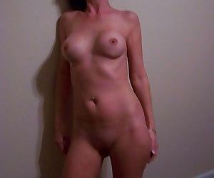 Kinky housewife gets naughty with her hubby on cam - part..