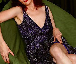 Zinnia blue long sexy legs - part 1353