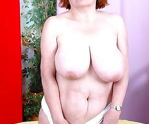 Mature redhead loves the cock - part 1304